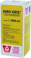 Amo-Des desinfectie middel voor broedmachines