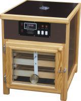 HEKA 3 - Broedmachine voor ca.130 kippen- of ca. 200 krieleieren. Met digitale regeling en dubbel glas.
