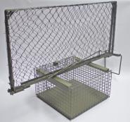 HEKA-Vangnet voor grote vogels, vierkant