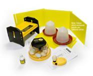 Starter-Set mit Mini-Brutmaschine