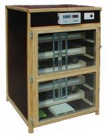 HEKA-Struisvogelbroedmachine Steppe - voor ca. 100-140 eieren