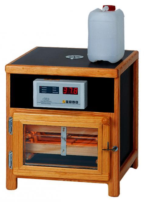 HEKA Euro-Lux I - Broedmachine voor ca. 90 kippeneieren