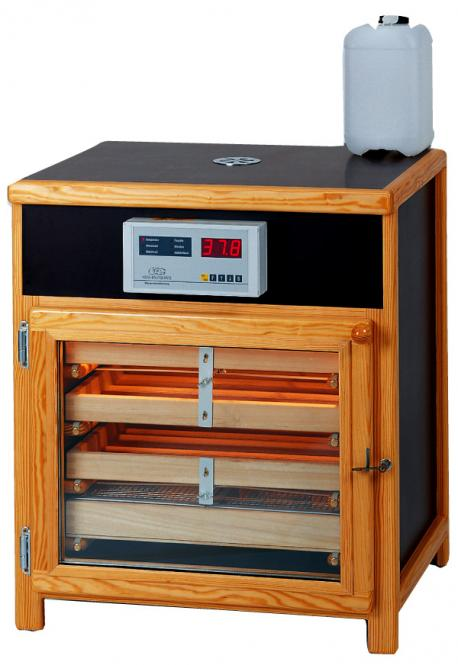 HEKA Euro-Lux III - Broedmachine voor ca. 290 kippeneieren