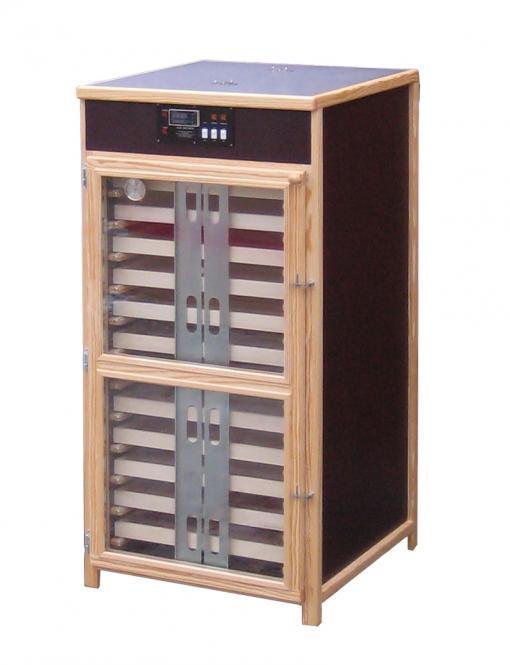HEKA Jumbo XXL - Broedmachine voor ca. 2.200 kippen- of ca. 3.700 krieleieren